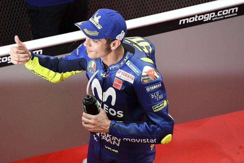 MotoGP: Rossi cai quando liderava e Márquez conquista mais uma vitória na Malásia