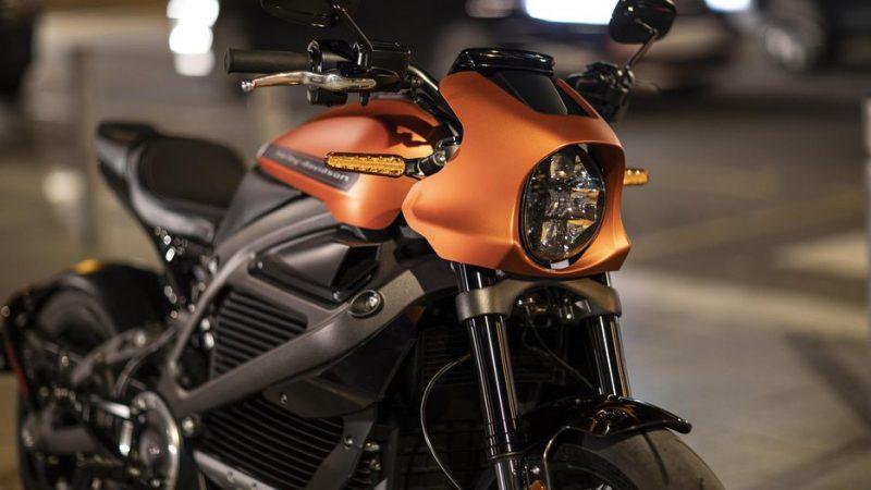 Harley-Davidson revela detalhes da motocicleta elétrica LiveWire
