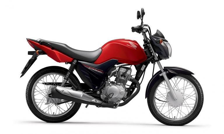 Honda confirma o fim da CG 125 depois de 42 anos