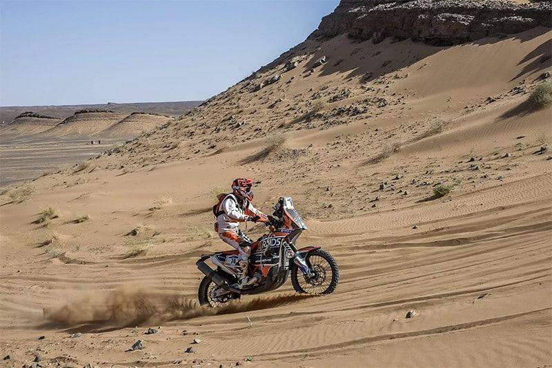 Rally Dakar 2020: KTM continua soberana entre as motos