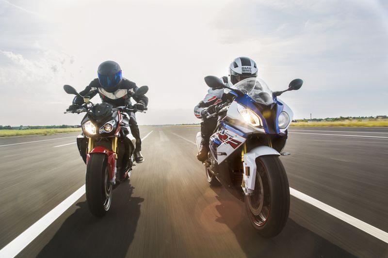BMW Motorrad - BMW S 1000 XR e BMW S 1000 RR
