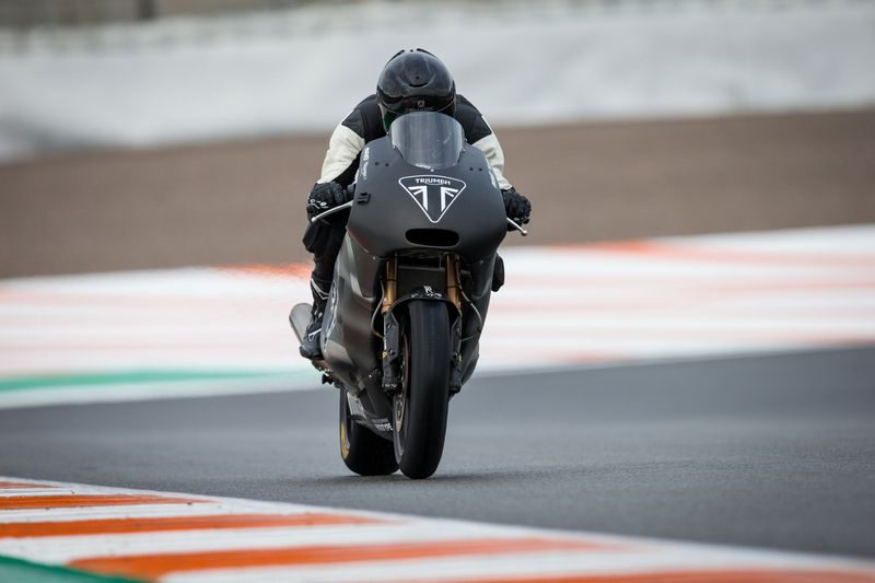 Triumph TE-1 desenvolverá motos elétricas com a Williams