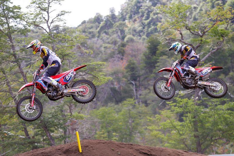 Honda Racing Brasil cumpre objetivo na abertura do Mundial de Motocross