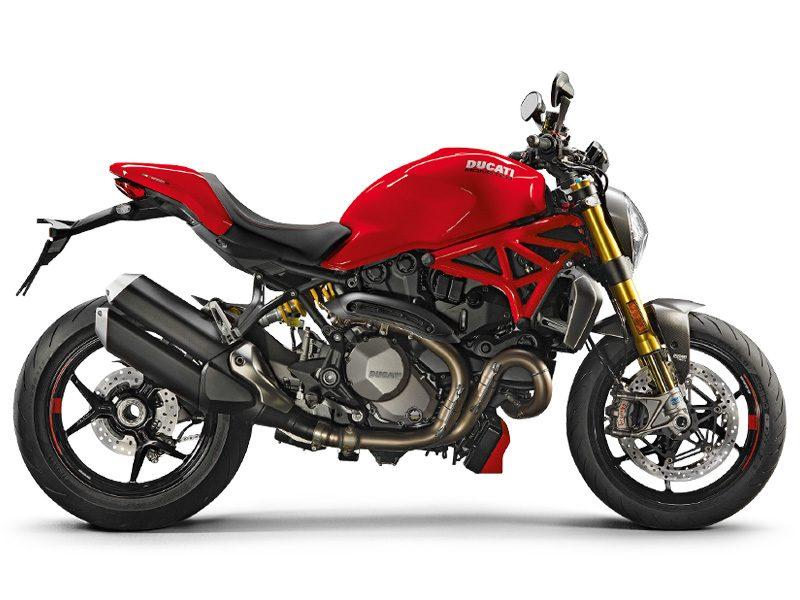 Ducati no Salão Moto Brasil 2019