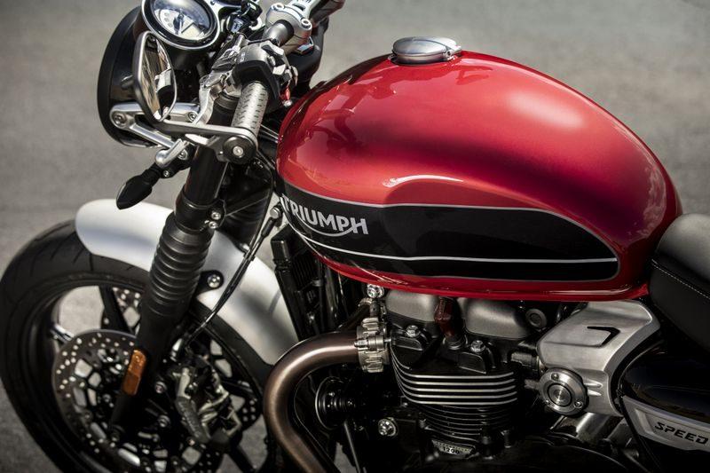 Speed Twin: Triumph lança uma nova motocicleta clássica no Brasil