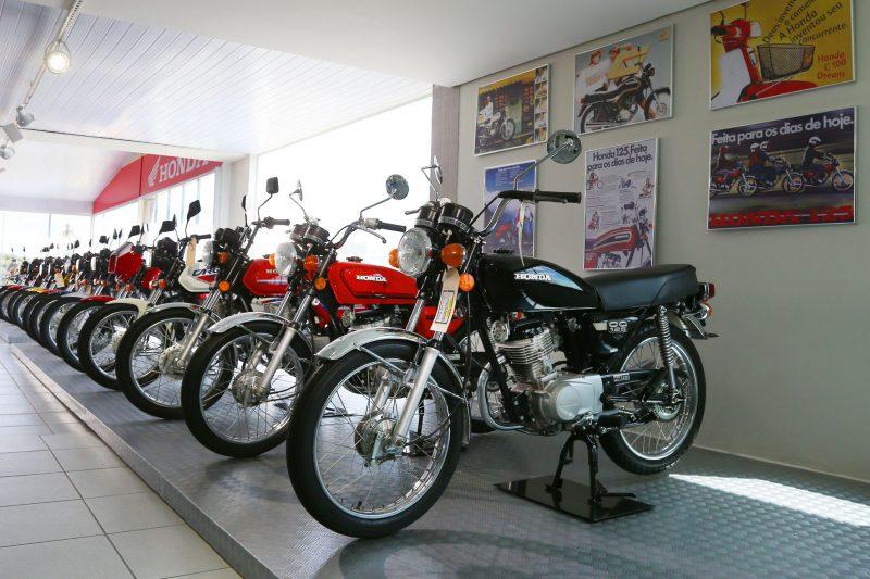 Honda Fan Club leva alguns modelos no Festival Duas Rodas