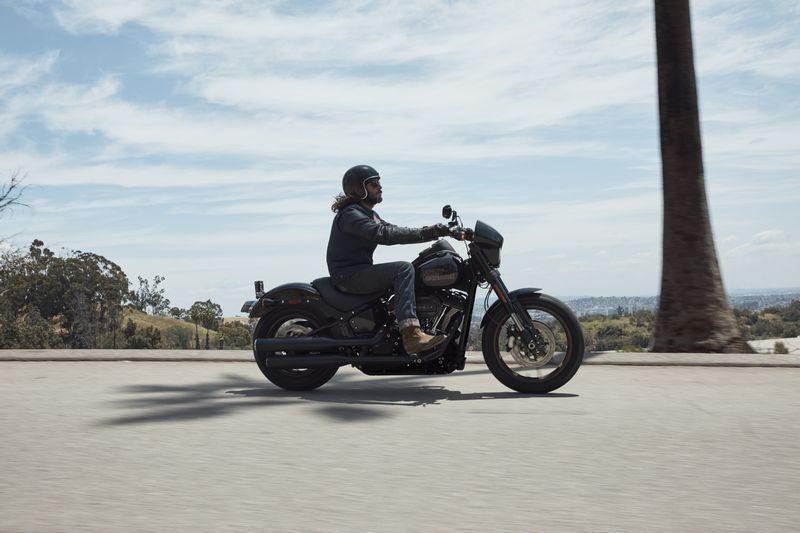 Conheça a nova Harley-Davidson Low Rider S
