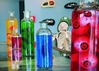 Toda a loja será decorada e ambientada com tema de Halloween (Créd. Divulgação)