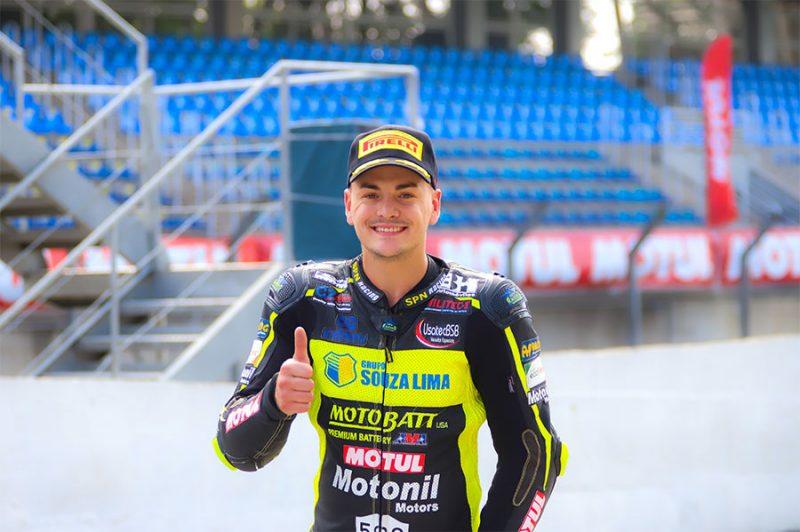 Yamaha anuncia contratação de Max Gerardo para o Superbike Brasil