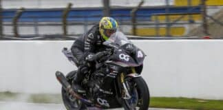Alexandre Barros anuncia o fim de sua participação no Superbike Brasil - Foto: Sampafotos
