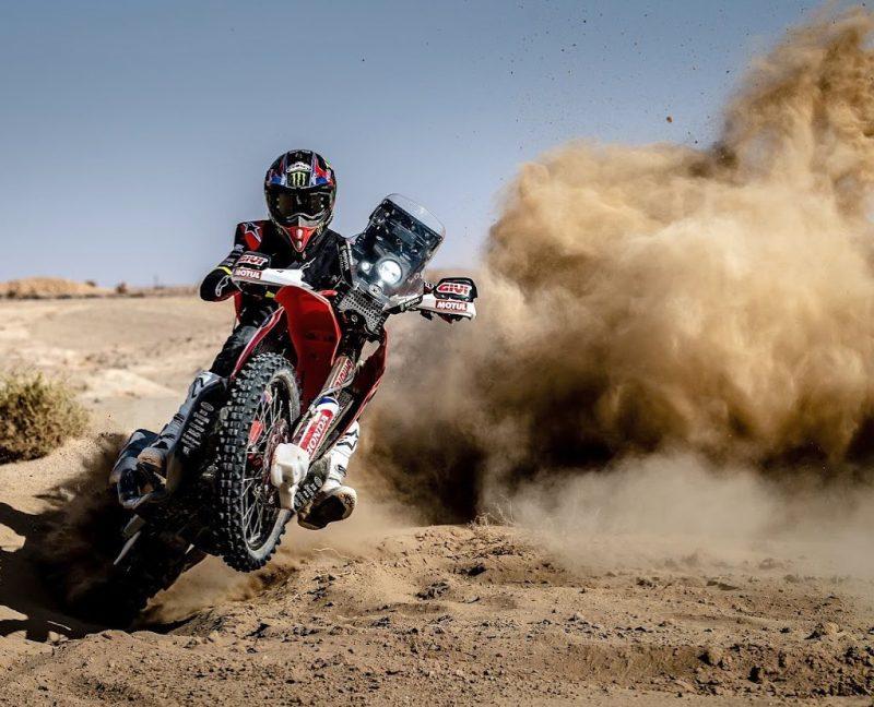 Joan Barreda da Honda quer chegar com tudo no Rally Dakar 2020 - Foto reprodução Facebook