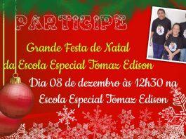 Evento de Natal do Projeto Magia Solidária será neste domingo, dia 8
