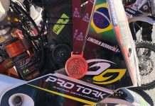 Paranaense Lincoln Berrocal completa Rally Dakar aos 61