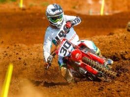AMA Supercross 2020 - Hector Assunção, da equipe Honda Racing. Crédito: Idário Café/Mundo Press