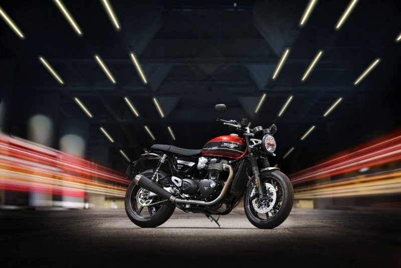 Speed Twin 2019 convocadas para recall