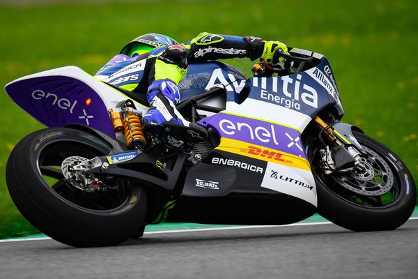 Moto-E: Granado foi o mais veloz nos treinos em Jerez de la Frontera (MotoGP/MotoE)