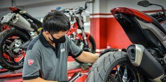 Ducati Brasil - Garantias com vencimento entre 25 de março e 22 de maio ganharam nova extensão.