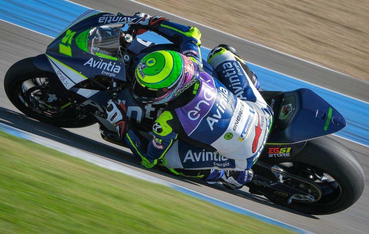 MotoE: Granado vence com sobras em Jerez