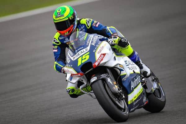 Desde novembro jovem brasileiro sempre está entre os dois melhores do Mundial de Moto-E na pista