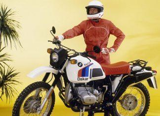Em 1981 a um modelo a GS conquistou o desafiador Rally Paris-Dakar - atualmente Rally Dakar