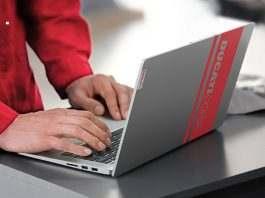 Lançamento do notebook Lenovo Ducati 5 é feito no Brasil