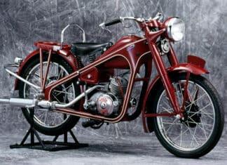 98cc Dream Type-D