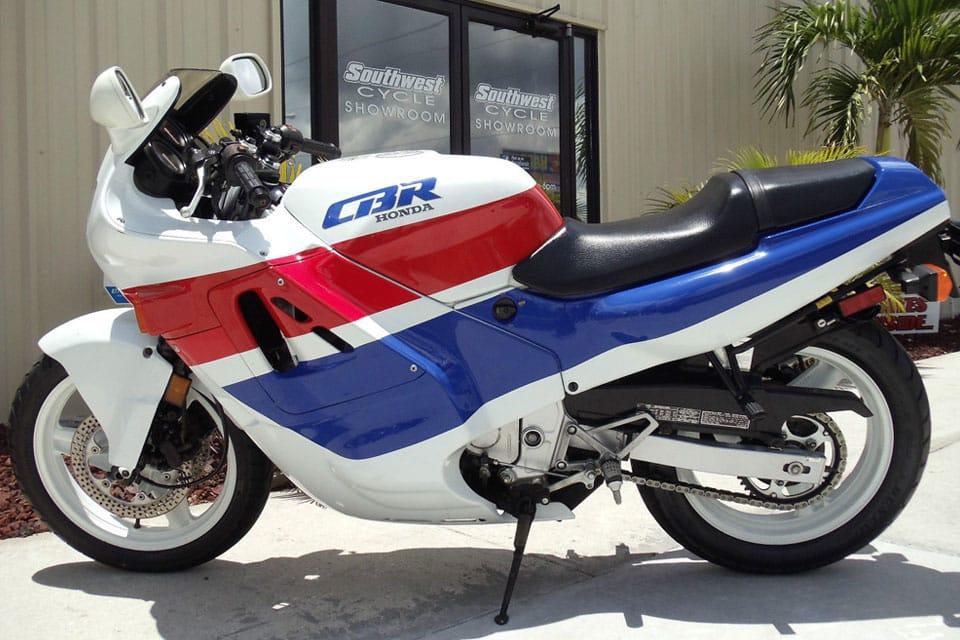 Honda CBR 600 F - 1989
