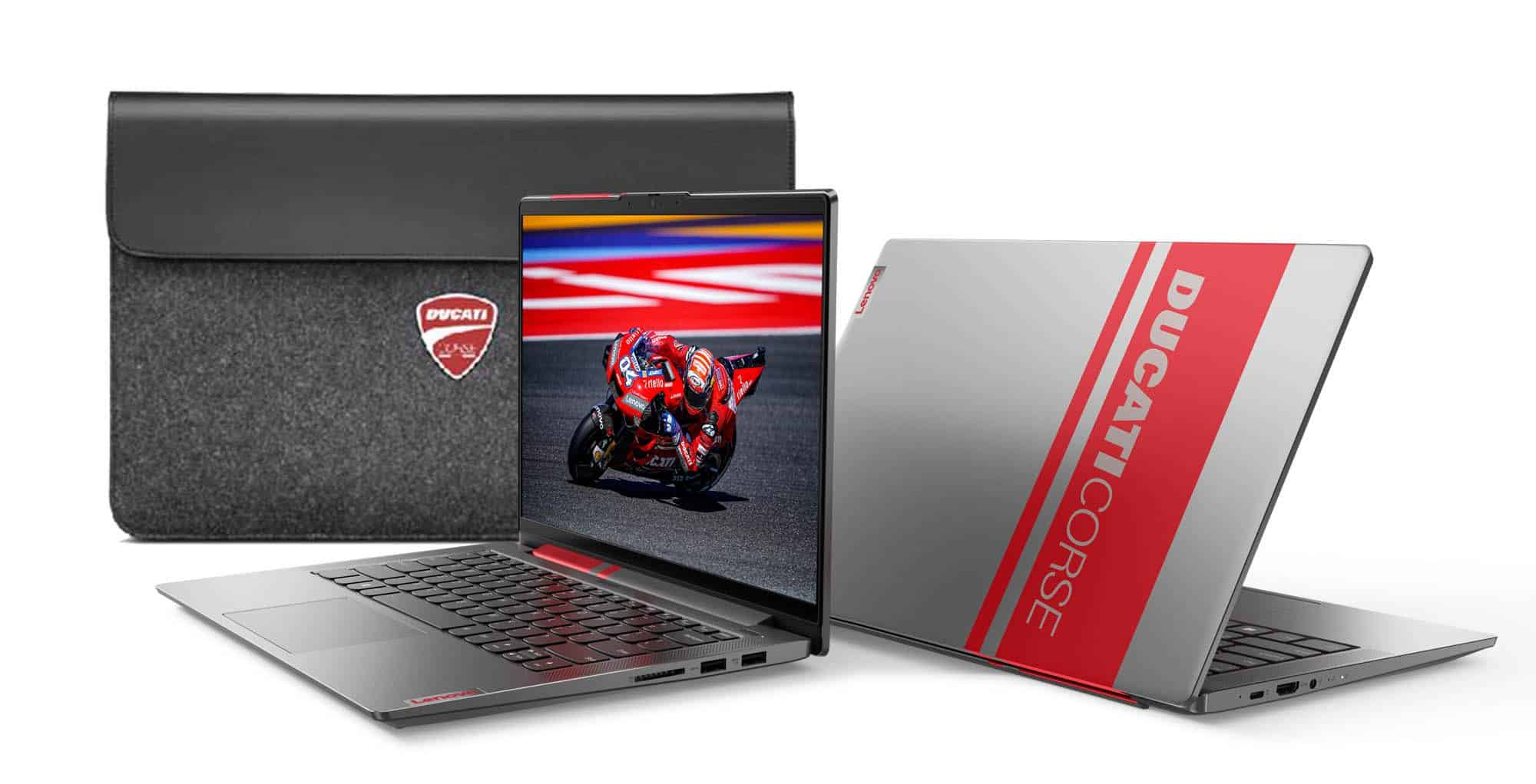 Notebook da Ducati