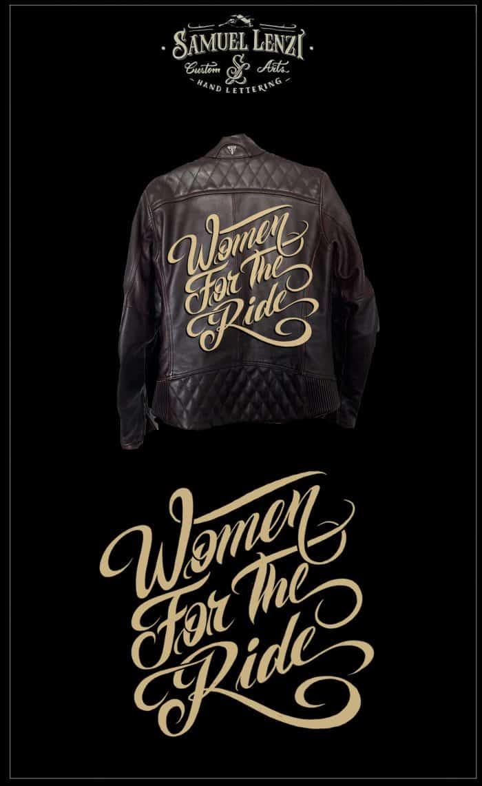 Women For The Ride - novo projeto da Triumph.