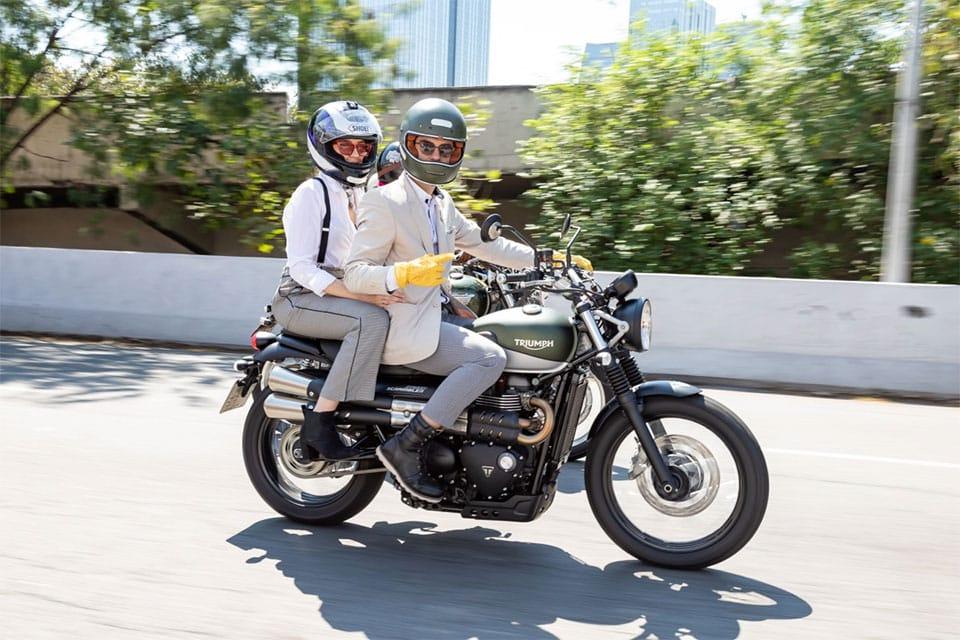 Distinguished Gentlemans Ride acontece neste domingo dia 27 de setembro, mas sem aglomerações.