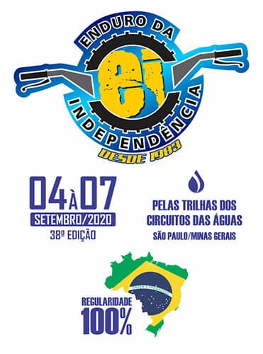 Começa hoje o 38º Enduro da Independência