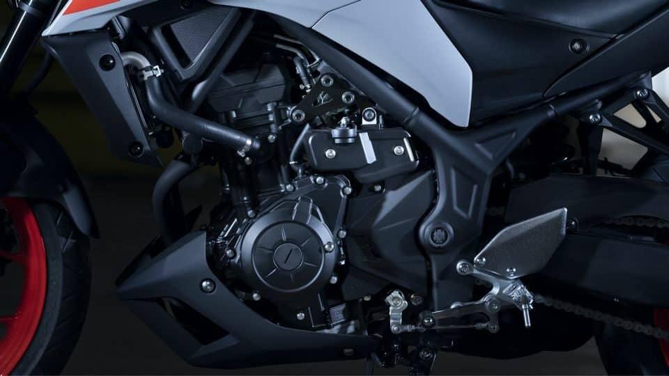 Nova Yamaha MT-03 ABS 2021