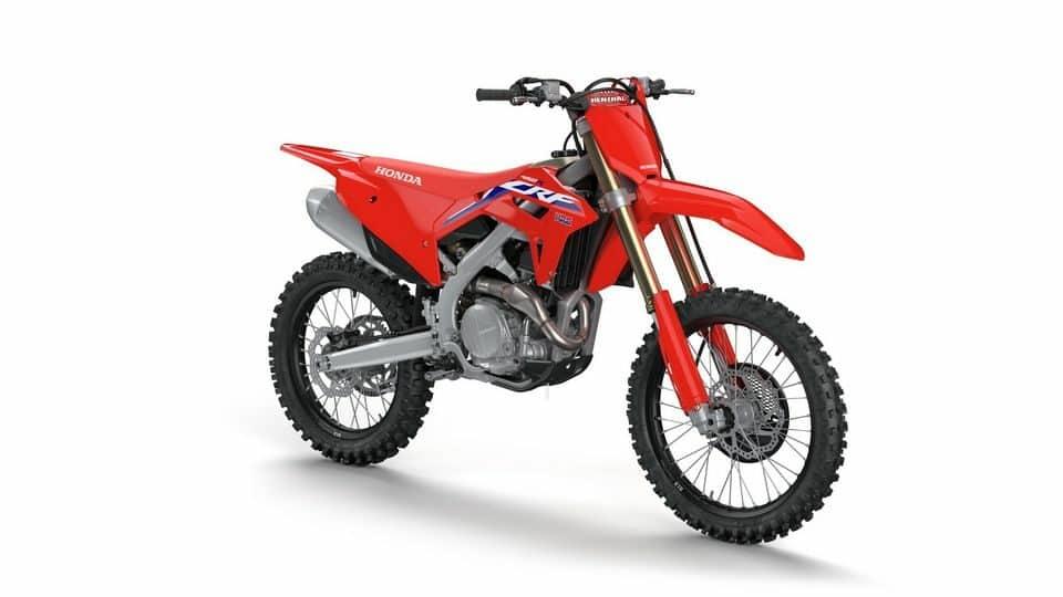 Honda CRF450R - 2021