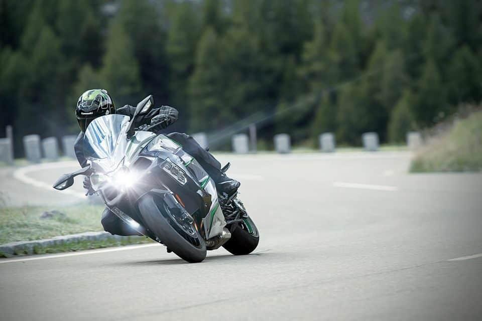 Kawasaki Ninja H2SX SE