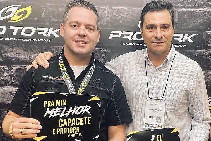 Marlon Bonilha e Fabio Wolf Campos