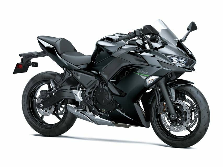 Kawasaki Ninja 650 2021 - Metallic Spark Black
