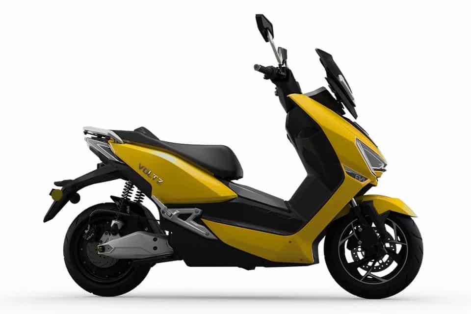 Moto Elétrica: conheça a EVS da Voltz