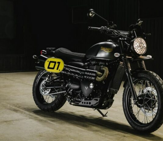 Triumph lança projeto Triumph Custom Made (TCM) para incentivar customização das suas motos e ampliar a cultura das clássicas