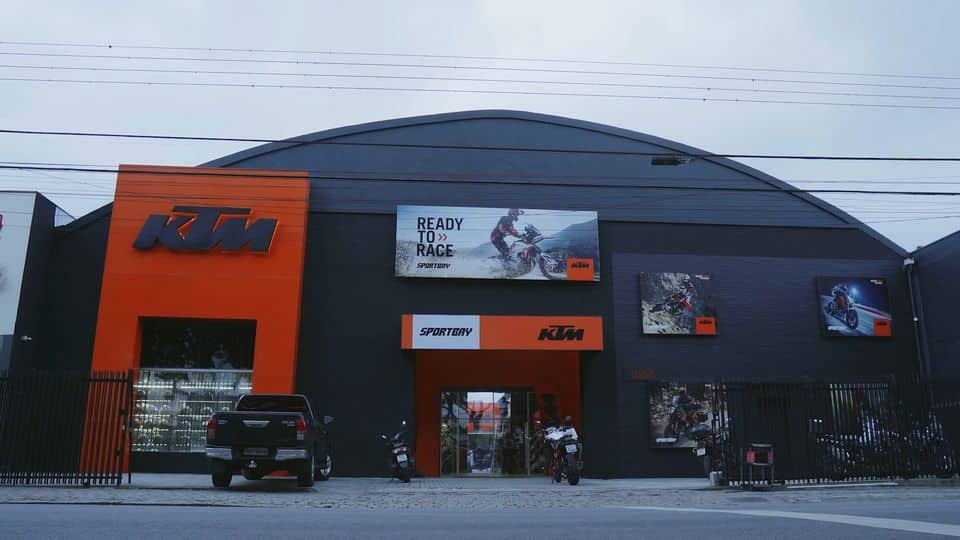 Grupo Pro Tork inaugura KTM Sportbay, em Curitiba (PR)