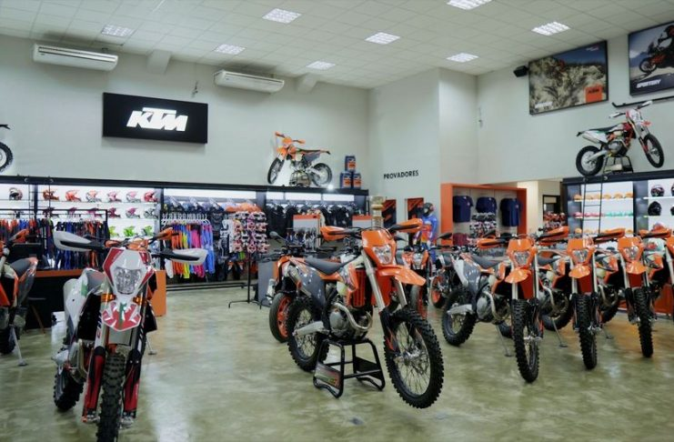 KTM Sportbay Curitiba