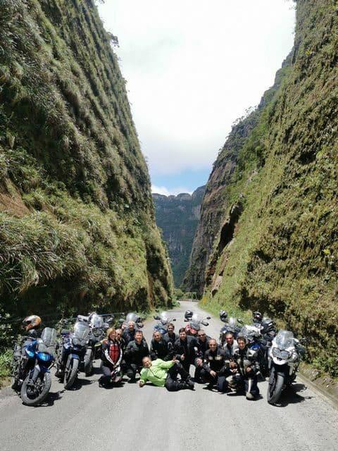 Triumph Riding Experience (TRX) - Tour Rio do Rastro