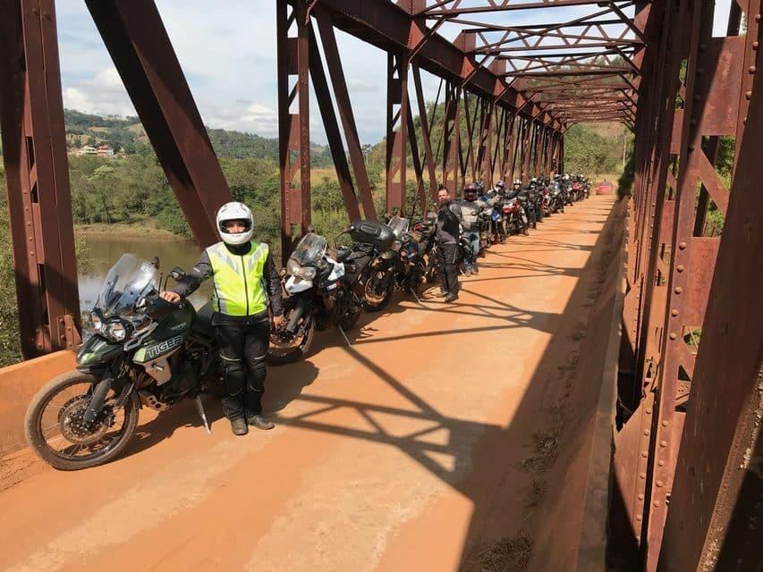 Triumph Riding Experience (TRX) - Tiradentes Ouro Preto e Estrada Real