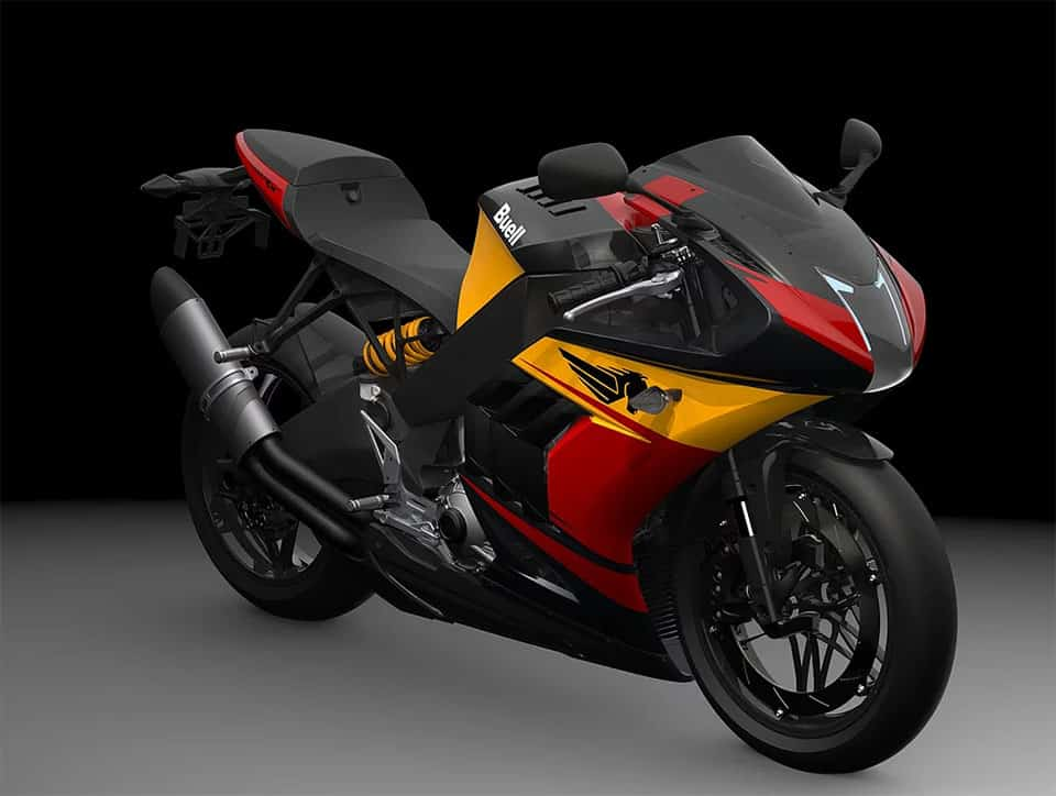 Buell Motorcycles volta à produção nos EUA