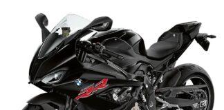 BMW S 1000 RR apresenta a nova cor preto metálico