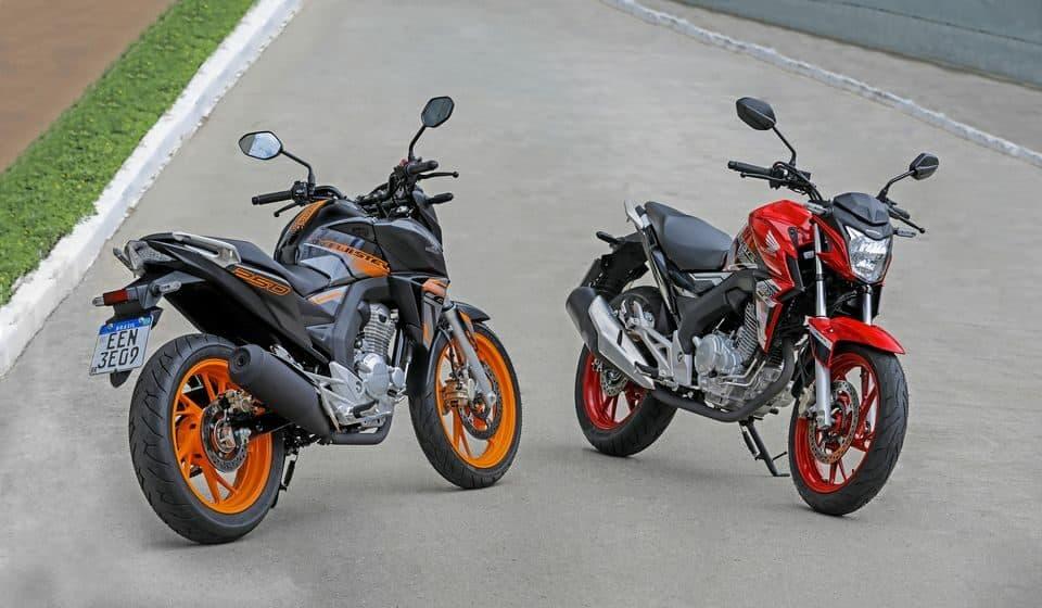 Honda CB 250F Twister 2021