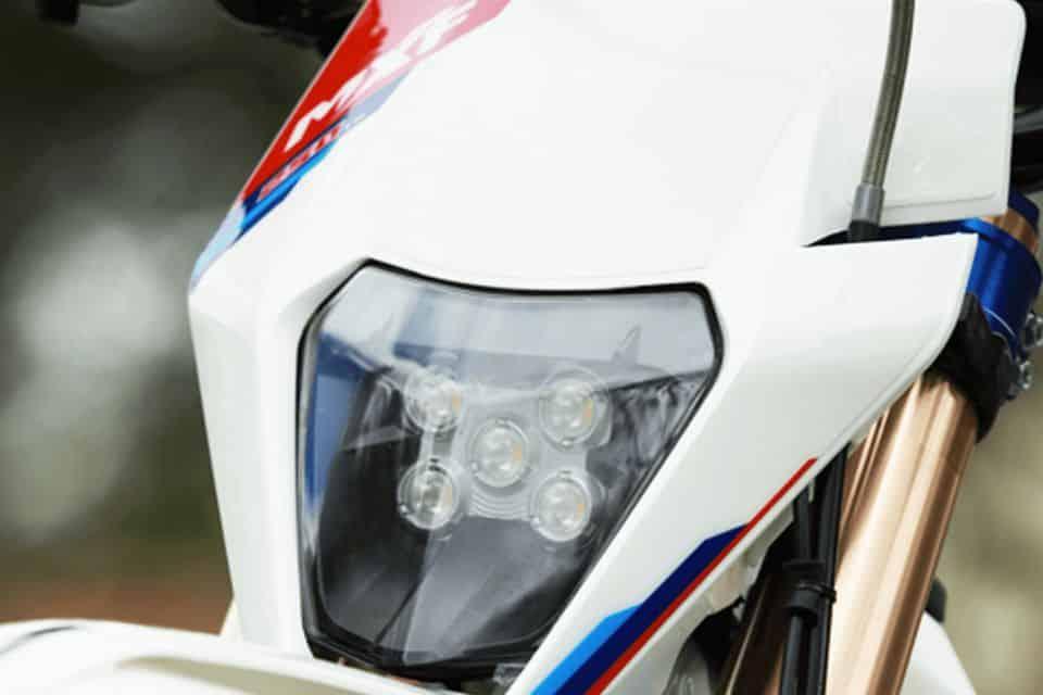 MXF 250 TS - Novo farol LED