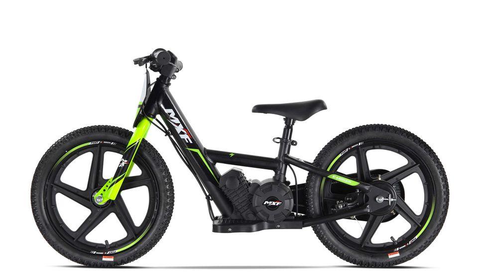 bicicleta elétrica de equilíbrio