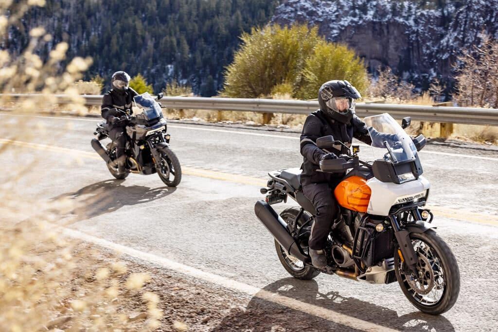 Pan America: Big Trail da Harley-Davidson finalmente lançada nos EUA