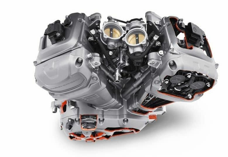 Novo motor Revolution Max 1250 da Harley