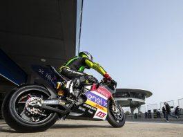 Moto-E: Granado quebra o próprio recorde